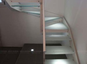 Scala a giorno Blade Glass G 81